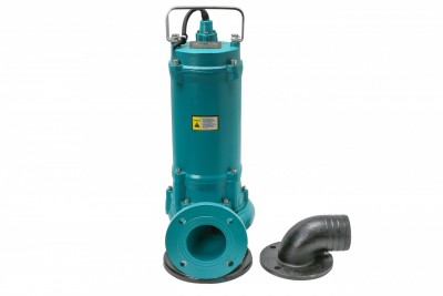 Submersible pump for dirty water and sewage ZWQ