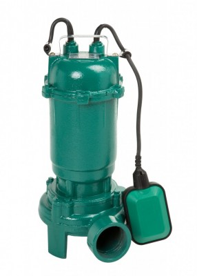 Submersible pump for dirty water and sewage CTR-550