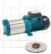 Surface pumps MH INOX