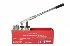 Hydraulic test pump PR-50